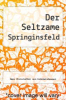 cover of Der Seltzame Springinsfeld