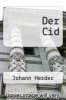 cover of Der Cid