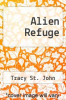 cover of Alien Refuge