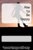 cover of How to Be Happy