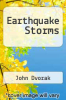 cover of Earthquake Storms