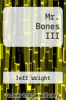 cover of Mr. Bones III