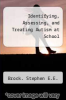 cover of Identifying, Assessing, and Treating Autism at School