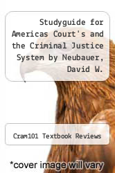 Cover of Studyguide for Americas Court