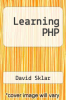 cover of Learning PHP (1st edition)