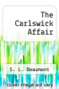 cover of The Carlswick Affair