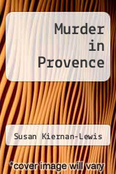 Cover of Murder in Provence EDITIONDESC (ISBN 978-1492828761)