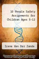 Cover of 10 People Safety Assignments for Children Ages 5-12 EDITIONDESC (ISBN 978-1492868453)