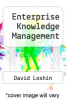 cover of Enterprise Knowledge Management