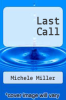cover of Last Call