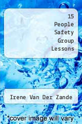 Cover of 15 People Safety Group Lessons  (ISBN 978-1493631049)
