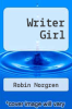 cover of Writer Girl