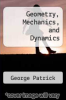 cover of Geometry, Mechanics, and Dynamics