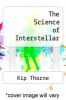 cover of The Science of Interstellar