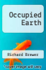 cover of Occupied Earth