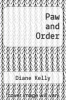 cover of Paw and Order