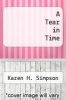 cover of A Tear in Time
