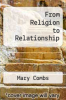 cover of From Religion to Relationship