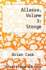 cover of Allasso, Volume 3: Storge