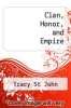 cover of Clan, Honor, and Empire