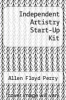 cover of Independent Artistry Start-Up Kit