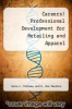 cover of Careers! Professional Development for Retailing and Apparel Merchandising