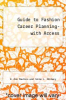 cover of Guide to Fashion Career Planning