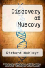 cover of Discovery of Muscovy
