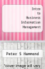 cover of Intro to Business Information Management