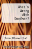 cover of What`s Wrong With Dorfman?