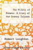 cover of The Pilots of Pomona: A Story of the Orkney Islands