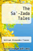 cover of The Sa`-Zada Tales
