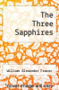 cover of The Three Sapphires