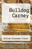 cover of Bulldog Carney