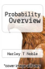 cover of Probability Overview