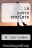 cover of La peste ecarlate