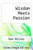 cover of Wisdom Meets Passion