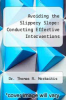 cover of Avoiding the Slippery Slope: Conducting Effective Interventions