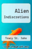 cover of Alien Indiscretions