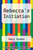 cover of Rebecca`s Initiation