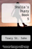 cover of Shalia`s Diary Book 5
