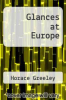 cover of Glances at Europe
