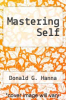 cover of Mastering Self