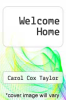cover of Welcome Home