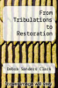 cover of From Tribulations to Restoration