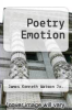 cover of Poetry Emotion