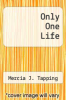 cover of Only One Life