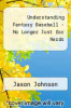 cover of Understanding Fantasy Baseball - No Longer Just for Nerds