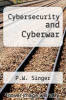 cover of Cybersecurity and Cyberwar