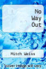 cover of No Way Out